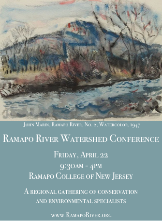 Ramapo River Watershed 2016