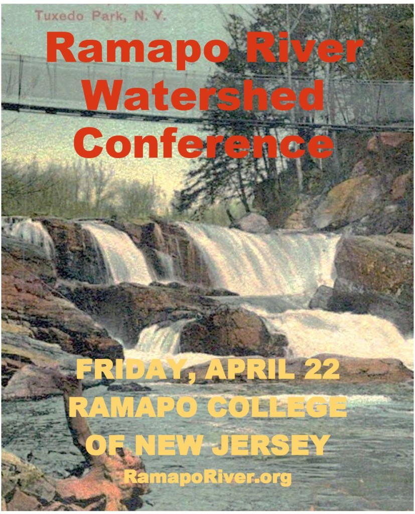 Ramapo-River-Watershed-Conference Poster